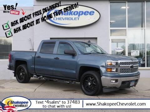 2014 Chevrolet Silverado 1500 for sale at SHAKOPEE CHEVROLET in Shakopee MN