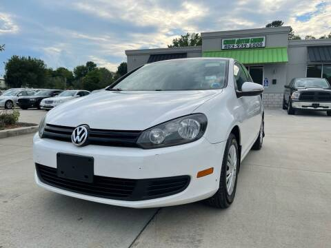2011 Volkswagen Golf for sale at Cross Motor Group in Rock Hill SC