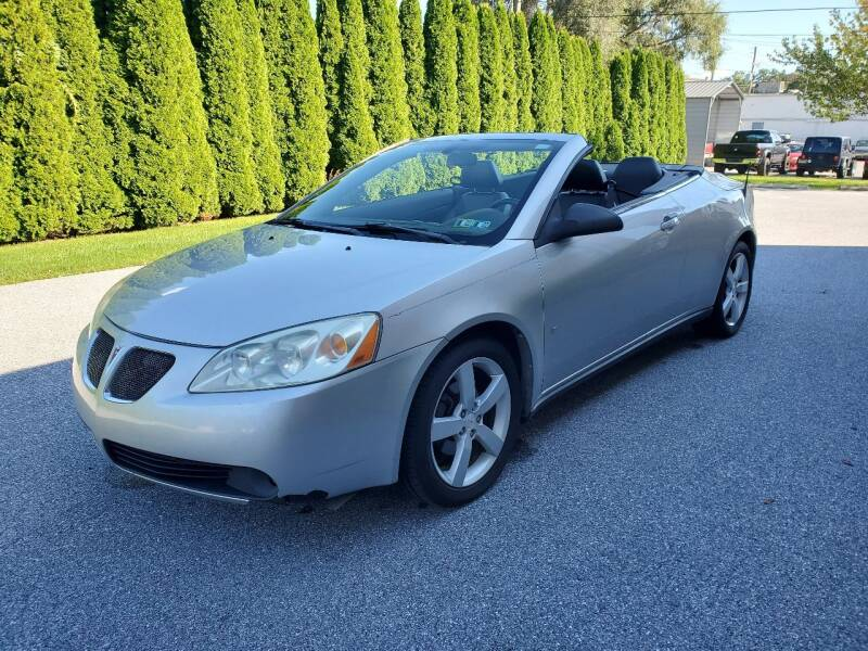 2007 Pontiac G6 for sale at Kingdom Autohaus LLC in Landisville PA
