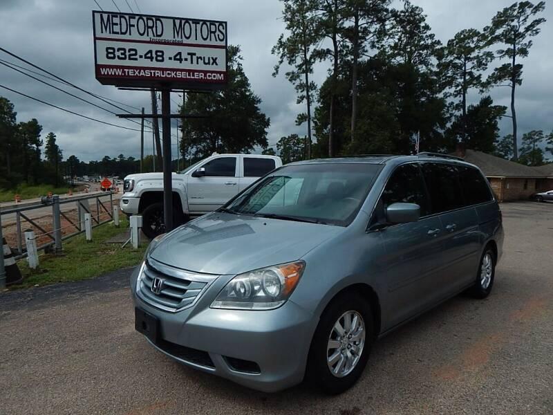 2010 Honda Odyssey for sale at Medford Motors Inc. in Magnolia TX