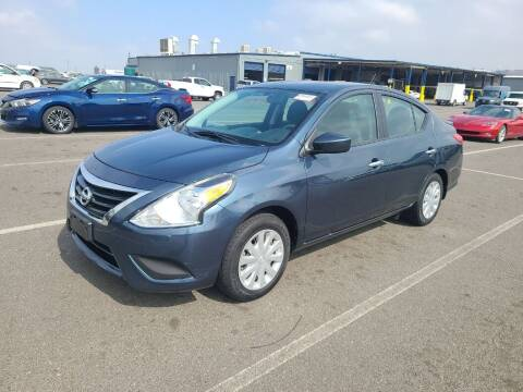 2015 Nissan Versa for sale at A.I. Monroe Auto Sales in Bountiful UT