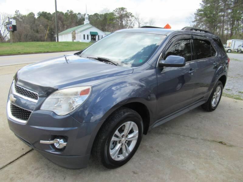 2013 Chevrolet Equinox for sale at Dallas Auto Mart in Dallas GA