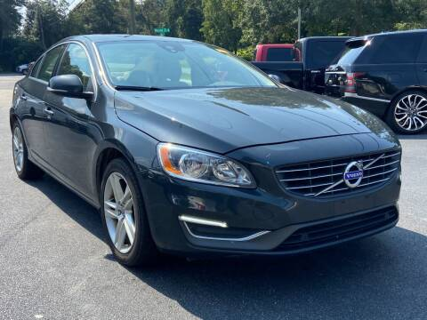 2015 Volvo S60 for sale at Luxury Auto Innovations in Flowery Branch GA
