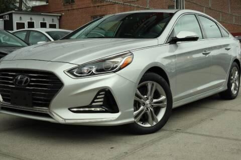 2018 Hyundai Sonata for sale at HILLSIDE AUTO MALL INC in Jamaica NY