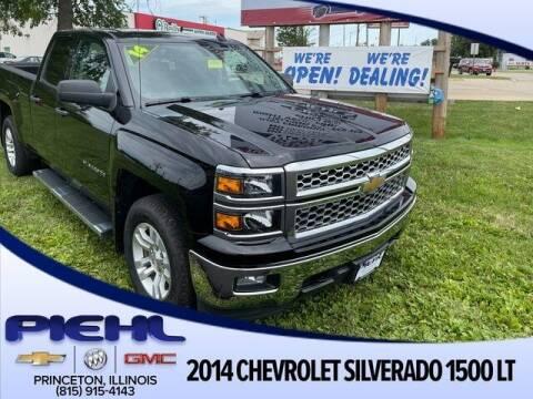 2014 Chevrolet Silverado 1500 for sale at Piehl Motors - PIEHL Chevrolet Buick Cadillac in Princeton IL
