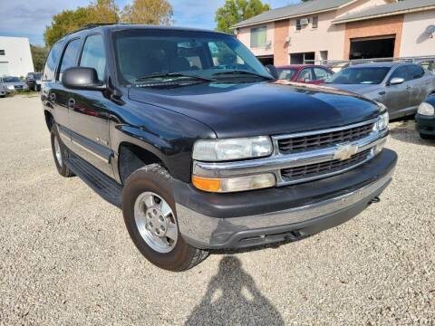 2003 Chevrolet Tahoe for sale at CAR-RIGHT AUTO SALES INC in Naples FL