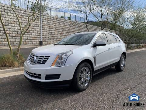 2014 Cadillac SRX for sale at AUTO HOUSE TEMPE in Tempe AZ