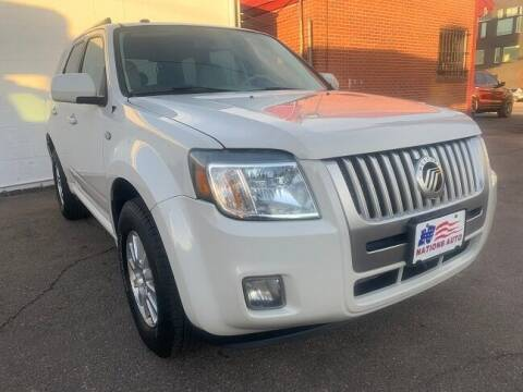 2009 Mercury Mariner for sale at Nations Auto in Lakewood CO