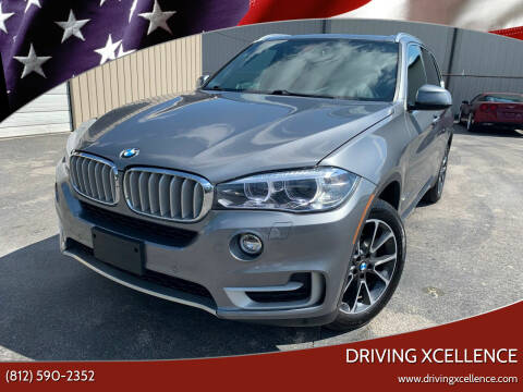 2017 BMW X5 for sale at Driving Xcellence in Jeffersonville IN