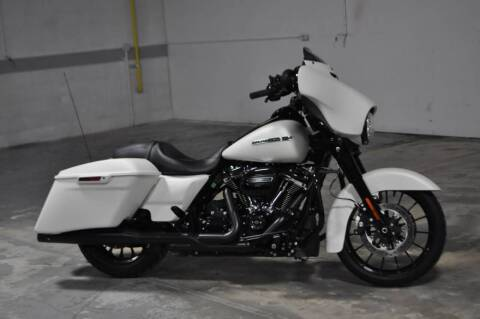 2018 Harley Davidson FLHXS Street Glide Special for sale at Select Motor Group in Macomb Township MI