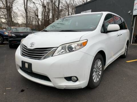 2011 Toyota Sienna for sale at International Auto Sales in Hasbrouck Heights NJ