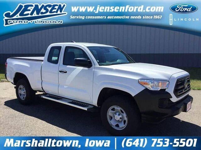 2018 Toyota Tacoma for sale at JENSEN FORD LINCOLN MERCURY in Marshalltown IA