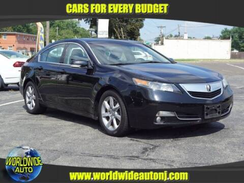 2012 Acura TL for sale at Worldwide Auto in Hamilton NJ