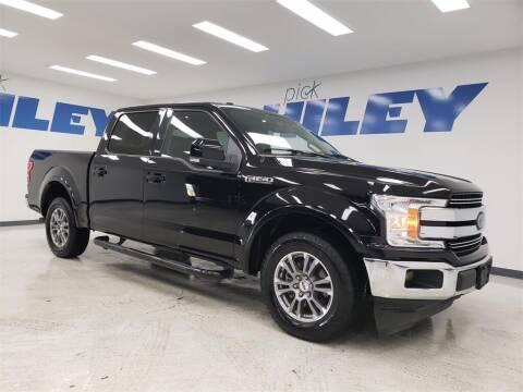 2018 Ford F-150 for sale at HILEY MAZDA VOLKSWAGEN of ARLINGTON in Arlington TX
