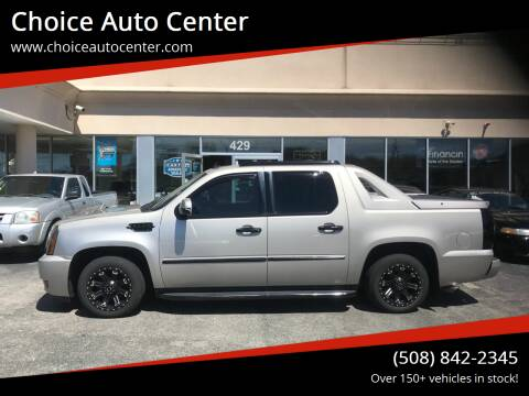 2007 Cadillac Escalade EXT for sale at Choice Auto Center in Shrewsbury MA