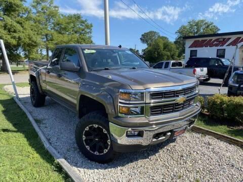 2014 Chevrolet Silverado 1500 for sale at Beach Auto Brokers in Norfolk VA