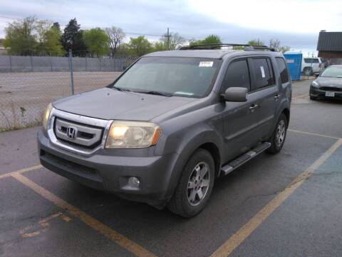 2009 Honda Pilot for sale at Buy Here Pay Here Lawton.com in Lawton OK