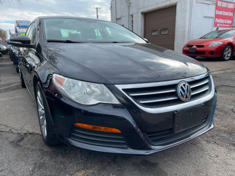 2012 Volkswagen CC for sale at GRAND USED CARS  INC in Little Ferry NJ