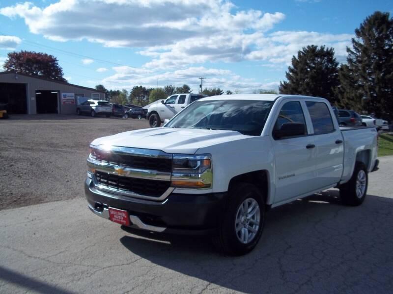 2018 Chevrolet Silverado 1500 for sale at SHULLSBURG AUTO in Shullsburg WI