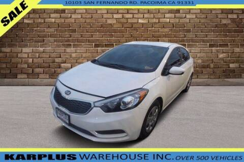 2016 Kia Forte for sale at Karplus Warehouse in Pacoima CA