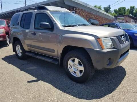 2006 Nissan Xterra for sale at PARKWAY AUTO SALES OF BRISTOL - Roan Street Motors in Johnson City TN