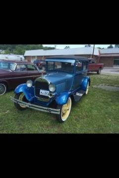 1928 Ford Model A for sale at Haggle Me Classics in Hobart IN
