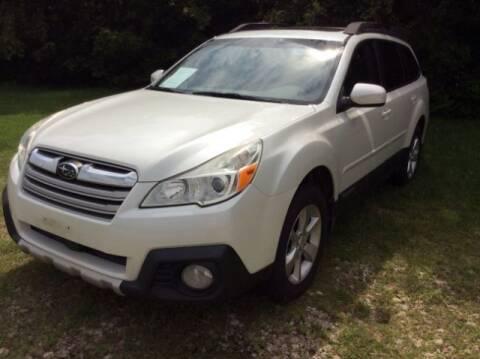 2013 Subaru Outback for sale at Allen Motor Co in Dallas TX