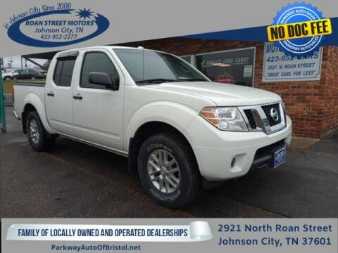 2015 Nissan Frontier for sale at PARKWAY AUTO SALES OF BRISTOL - Roan Street Motors in Johnson City TN