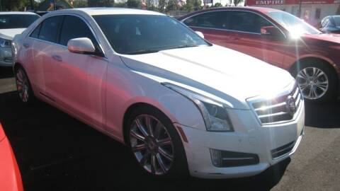 2013 Cadillac ATS for sale at Empire Automotive Group Inc. in Orlando FL