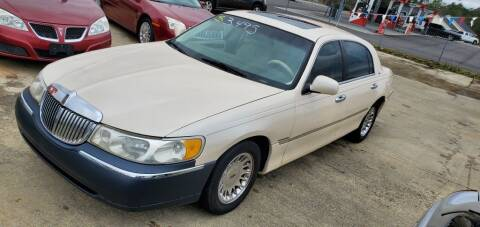 1998 Lincoln Town Car for sale at Select Auto Sales in Hephzibah GA