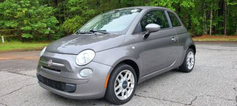 2013 FIAT 500 for sale at Global Imports Auto Sales in Buford GA