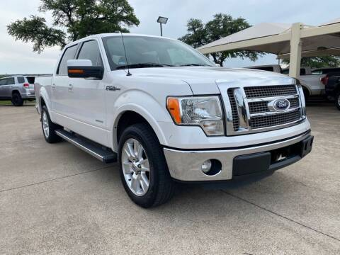 2011 Ford F-150 for sale at Thornhill Motor Company in Hudson Oaks, TX
