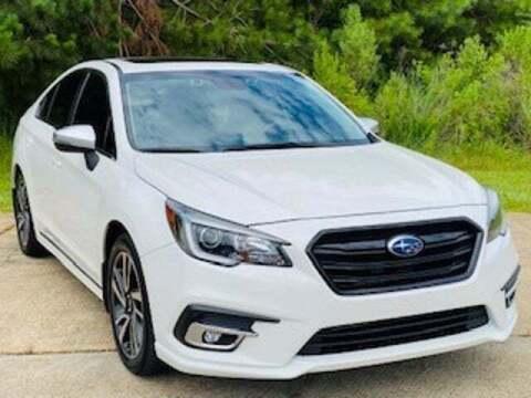 2018 Subaru Legacy for sale at Rogel Ford in Crystal Springs MS