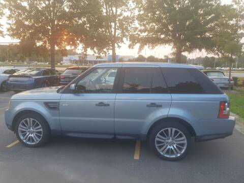 2011 Land Rover Range Rover Sport for sale at Econo Auto Sales Inc in Raleigh NC