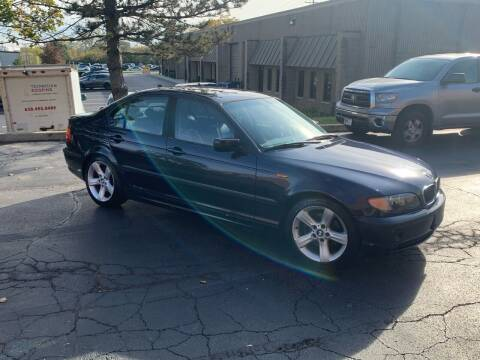 2004 BMW 3 Series for sale at Fastlane Motorsports & Classic Cars in Addison IL