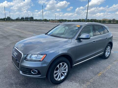 2013 Audi Q5 for sale at Truck Depot 2 in Miami FL