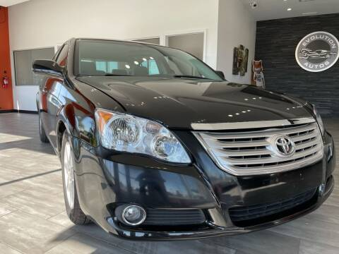 2008 Toyota Avalon for sale at Evolution Autos in Whiteland IN
