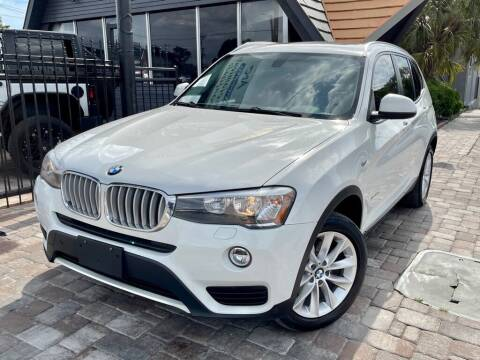 2015 BMW X3 for sale at Unique Motors of Tampa in Tampa FL