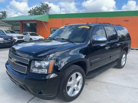 2013 Chevrolet Suburban for sale at Galaxy Auto Service, Inc. in Orlando FL