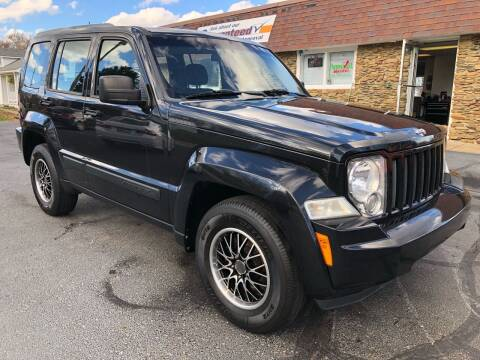 2012 Jeep Liberty for sale at Approved Motors in Dillonvale OH