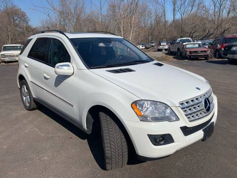 2009 Mercedes-Benz M-Class for sale at Trocci's Auto Sales in West Pittsburg PA