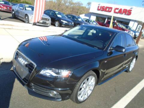 2012 Audi A4 for sale at Island Auto Buyers in West Babylon NY