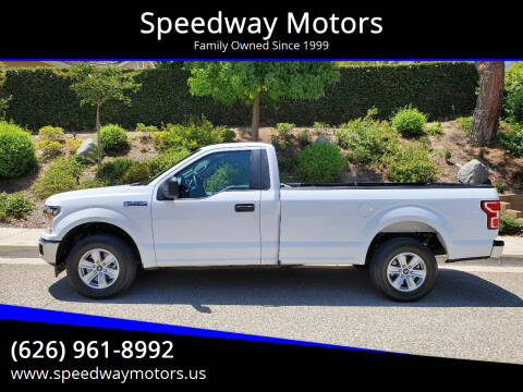 2019 Ford F-150 for sale at Speedway Motors in Glendora CA