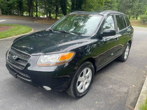 2007 Hyundai Santa Fe for sale at Bowie Motor Co in Bowie MD