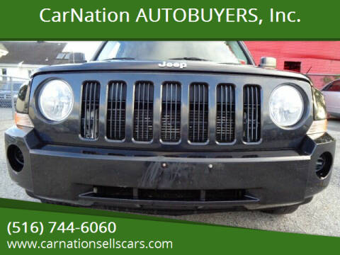 2008 Jeep Patriot for sale at CarNation AUTOBUYERS Inc. in Rockville Centre NY