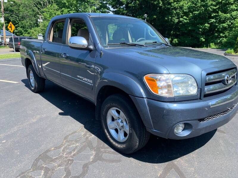 2006 Toyota Tundra for sale at Volpe Preowned in North Branford CT