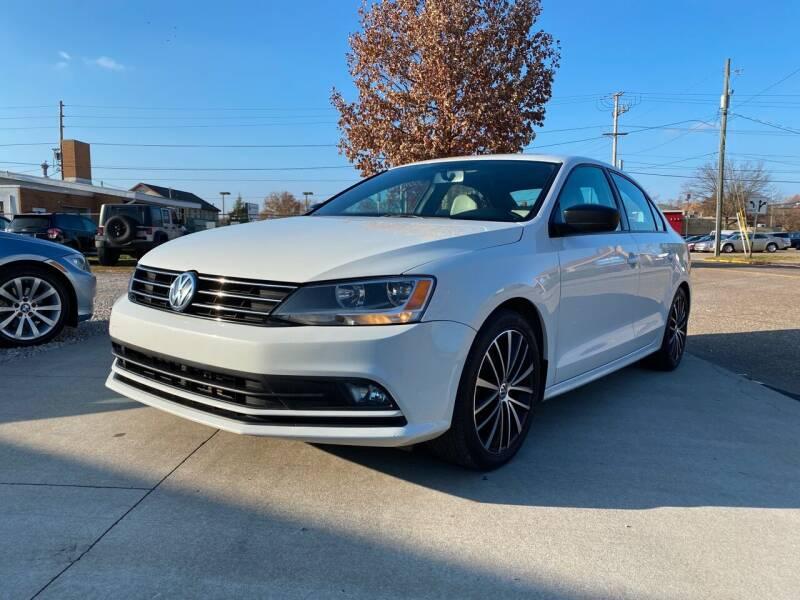2015 Volkswagen Jetta for sale at Dalton George Automotive in Marietta OH
