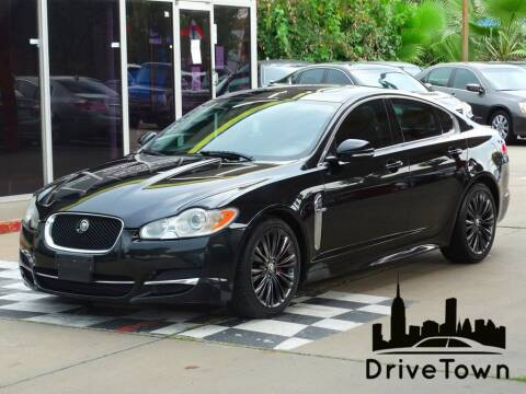 2011 Jaguar XF for sale at Drive Town in Houston TX