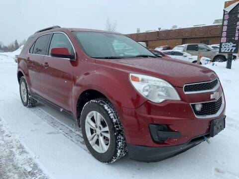 2012 Chevrolet Equinox for sale at Freedom Auto Sales in Anchorage AK