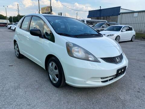 2009 Honda Fit for sale at Marvin Motors in Kissimmee FL